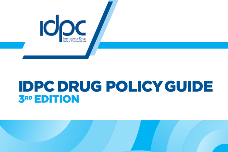 IDPC drug policy guide 3rd edition