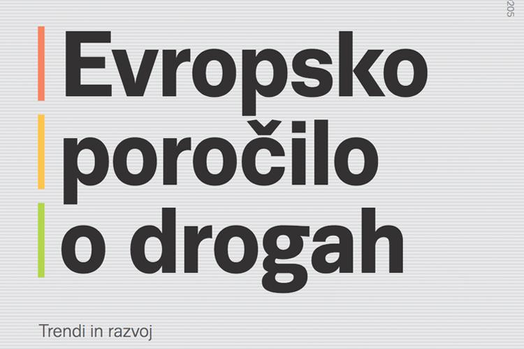 Evropska poročila o drogah