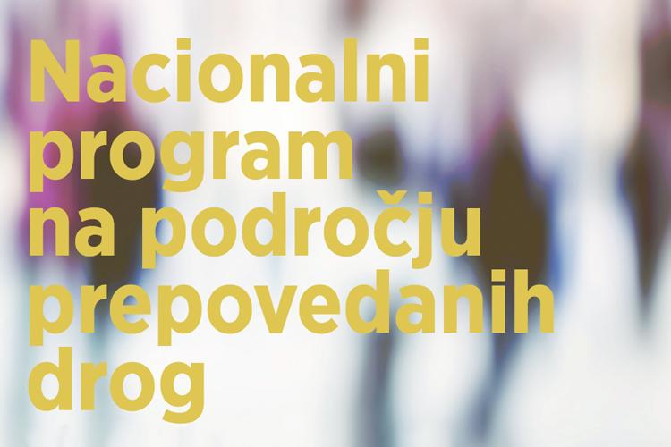 Nacionalni in evropski strateški dokumenti na področju drog